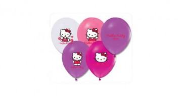 Çift taraflı baskılı balon